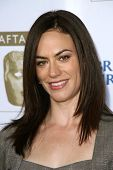 Maggie Siff  at the 6th Annual BAFTA TV Tea Party. Intercontinental Hotel, Century City, CA. 09-20-0