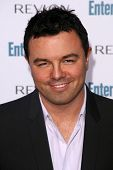 Seth MacFarlane  at Entertainment Weekly's 6th Annual Pre-Emmy Party. Beverly Hills Post Office, Bev