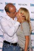 Kelsey Grammer and Camille Grammer  at Entertainment Weekly's 6th Annual Pre-Emmy Party. Beverly Hil