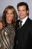 Mary Murphy and Antonio Sabato Jr.  at the Fox Reality Channel Awards. Avalon Hollywood, Hollywood,