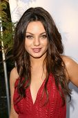 Mila Kunis at the 7th Annual Chrysalis Butterfly Ball. Private Residence, Los Angeles, CA. 05-31-08