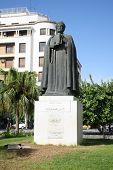 Statue Of Ibn Khaldoun