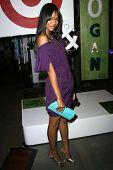 Zoe Saldana  at the Rogan For Target Debut at Barneys New York. Barneys New York, Beverly Hills, CA. 05-15-08