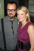 Rogan Gregory and Amy Smart  at the Rogan For Target Debut at Barneys New York. Barneys New York, Beverly Hills, CA. 05-15-08
