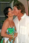 Kris Jenner and Bruce Jenner  at Sober Day USA 2008 Presented by the Brent Shapiro Foundation for Al