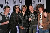 Hinder  at the 56th Annual BMI Pop Awards. The Beverly Wilshire, Beverly Hills, CA. 05-20-08