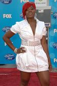 Fantasia Barrino  at the American Idol 2008 Grand Finale. Nokia Theatre, Hollwyood, CA. 05-21-08
