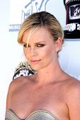 Charlize Theron  at the 2008 MTV Movie Awards. Gibson Amphitheatre, Universal City, CA. 06-01-08