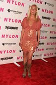 Lauren C. Mayhew  at the Nylon Magazine and Myspace Party. Private Location, Los Angeles, CA. 06-03-