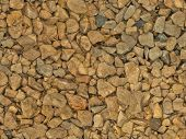 Wet Gravel (seamless Texture)