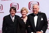 Scott Marshall with Barbara Marshall and Garry Marshall  at The 6th Annual 'TV Land Awards'. Barker