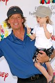 Kevin Sorbo and daughter Octavia at