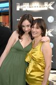 Gale Anne Hurd and daughter Lolita  at the World Premiere of