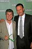 Jason Hervey and David Arquette  at the Los Angeles Premiere of