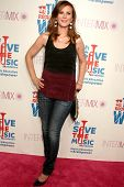 Bonnie Somerville  at the VH1 Rock Honors Party. Intermix Boutique, Los Angeles, CA. 07-11-08