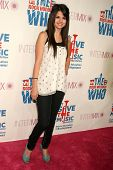 Selena Gomez  at the VH1 Rock Honors Party. Intermix Boutique, Los Angeles, CA. 07-11-08