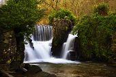 Penllergaer Waterfall, Swansea