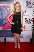 Laura Marie Steigers  at the DVD Release Party for