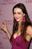 Madeline Zima  at the Pink Plastic Party of the Year celebrating the launch of the Tarina Tarantino