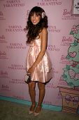 Anna Estella  at the Pink Plastic Party of the Year celebrating the launch of the Tarina Tarantino B
