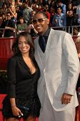 Lala Vasquez and Carmelo Anthony  at the 2008 ESPY Awards. Nokia Theatre, Los Angeles, CA. 07-16-08