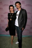 Debi Mazar  at the Pink Plastic Party of the Year celebrating the launch of the Tarina Tarantino Bar