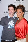 Michael Urie and Vanessa Williams  at Disney and ABC's