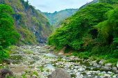 Cordillera Mountains River