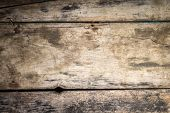 Wood Texture Background. Old Weathered Vintage Plank