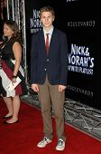 Michael Cera  at the Los Angeles Premiere of 'Nick and Norah's Infinite Playlist'. Arclight Hollywoo