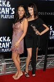 America Olivo and Julia Voth  at the Los Angeles Premiere of 'Nick and Norah's Infinite Playlist'. Arclight Hollywood, Hollywoood, CA. 10-02-08