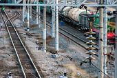 Railroad Overhead Lines