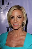 Camille Grammer at the Pre-Opening Party for Kyle Richards' new boutique