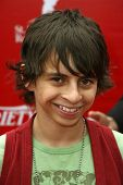 Moises Arias at the 'Power Of Youth' event benefitting St. Jude. L.A. Live, Los Angele, CA. 10-04-08
