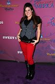 Kaycee Stroh  at the Sweet 16 Celebration for Miley Cyrus. Disenyland, Anaheim, CA. 10-05-08
