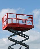 Hydraulic Lift Equipment.