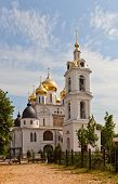 Dormition Cathedral (1512) In Dmitrov, Russia