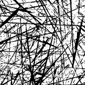 Grunge vector paint texture seamless pattern