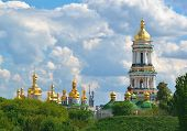Kiev Pechersk Lavra In Kiev