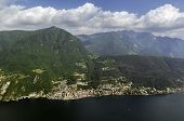 Lugano Lake, Switzerland