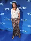 LOS ANGELES - JUN 06:  Marcia Gay Harden arrives to the 'Extant' Premiere Party  on June 06, 2014 in Los Angeles, CA