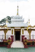 pic of shan  - Shan Pagoda In Wat Fah Wiang In - JPG