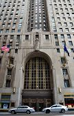 Penobscot Building In Detroit, Mi