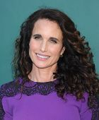 LOS ANGELES - JUL 08:  Andie MacDowell arrives to the Hallmark's
