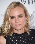 LOS ANGELES - JUN 24:  Diane Kruger arrives to the The Bridge
