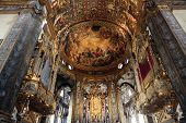 PARMA, ITALY - MAY 01, 2014: Basilica Santa Maria della Steccata. Basilica is a Marian shrine made ?