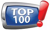 top 100 charts list pop poll result and award winners chart ranking music hits best top hundred qual