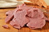 Sliced Roast Beef