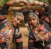 Tribal Dancers of India