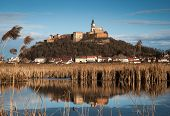image of guess  - View of Castle Guessing in Burgenland, Austria